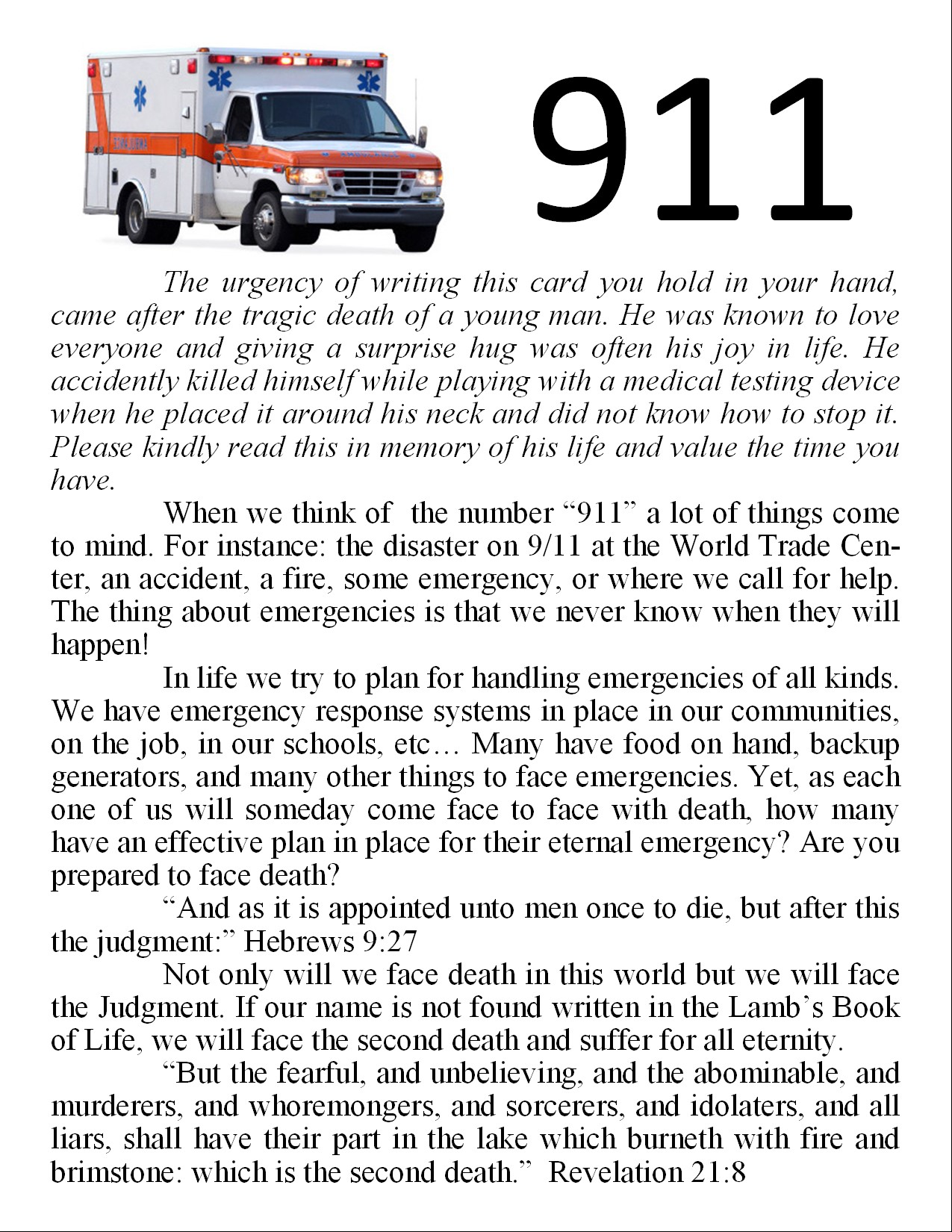 Image of tract: 911